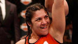 Bethe Correia torna all'attacco di Ronda Rousey
