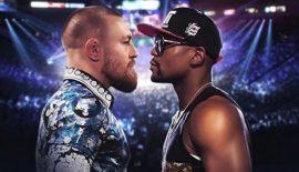 Arena prenotata per Conor McGregor vs. Floyd Mayweather?!
