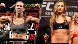 Cris Cyborg vuole Ronda Rousey… in un match di PRO Wrestling!