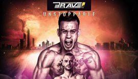 Daniele Scatizzi questa sera a Brave Combat Federation 4!