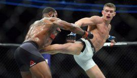 Secondo Dana White, Thompson aveva battuto Woodley a UFC 209