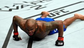 UFN 110: Derrick Lewis vs. Mark Hunt l'11 giugno