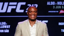 Anderson Silva UFC 212