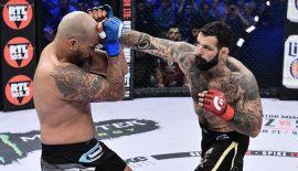 Alessio Sakara per il titolo dei pesi medi del Bellator MMA