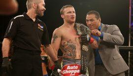 Justin Gaethje è un nuovo fighter UFC