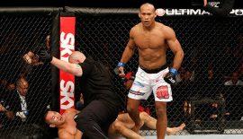 Con UFC on FOX 24 scade il contratto di Ronaldo 'Jacare' Souza