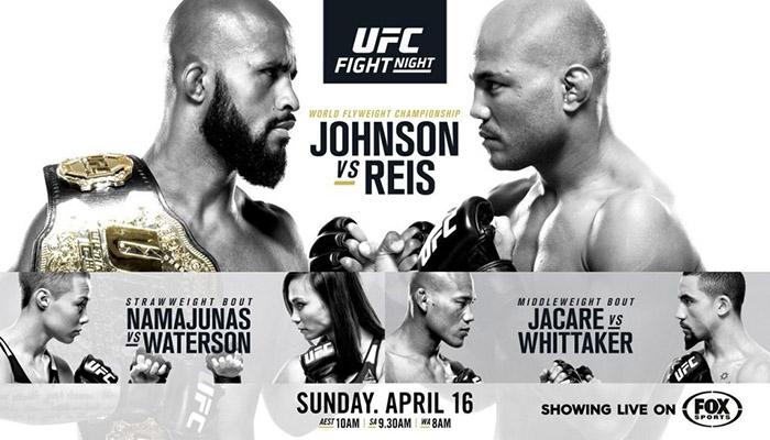 UFC on FOX 24