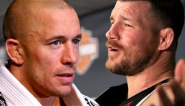 Georges St-Pierre vs. Michael Bisping salta: Dana White ci ripensa