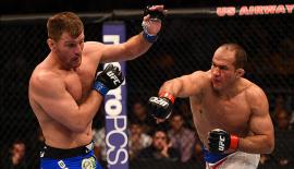 """UFC 211 """"Miocic vs. Dos Santos 2"""" sabato a Dallas"""
