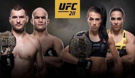 "UFC 211 ""Miocic vs. Dos Santos 2"": Risultati rapidi"