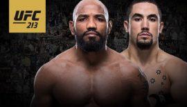 UFC 213: Yoel Romero vs. Robert Whittaker per il titolo ad interim!