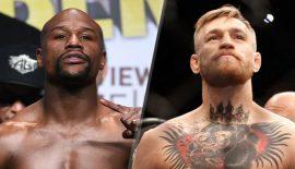 Conor McGregor vs. Floyd Mayweather