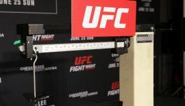 Quattro nuove categorie di peso approvate per le MMA