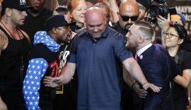 """Dana White: """"Dovevo impedire che Conor toccasse Floyd!"""""""