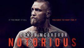 Universal Pictures annuncia il film di Conor McGregor