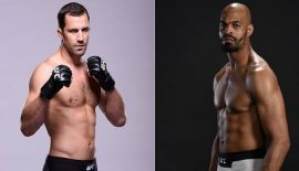 UFN 116: Luke Rockhold vs. David Branch il 16 settembre!
