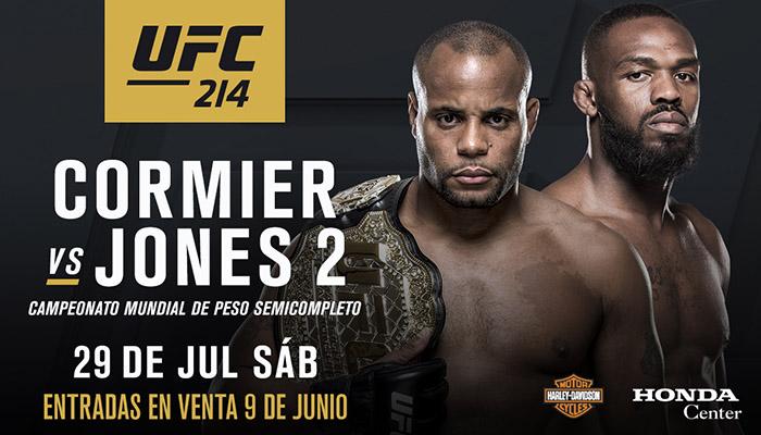 UFC 214
