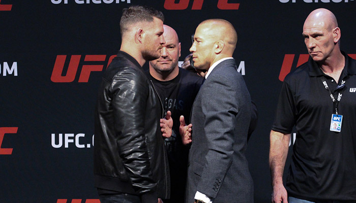 UFC 217 - Georges St-Pierre vs. Michael Bisping