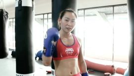 Yan Xiaonan: La prima fighter cinese in UFC