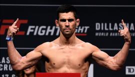 UFC 219: Dominick Cruz vs. Jimmie Rivera il 30 dicembre
