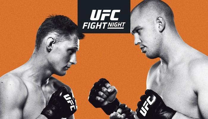 UFC Fight Night 115