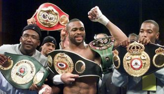 """Roy Jones Jr.: """"Il prossimo match contro un MMA fighter"""""""
