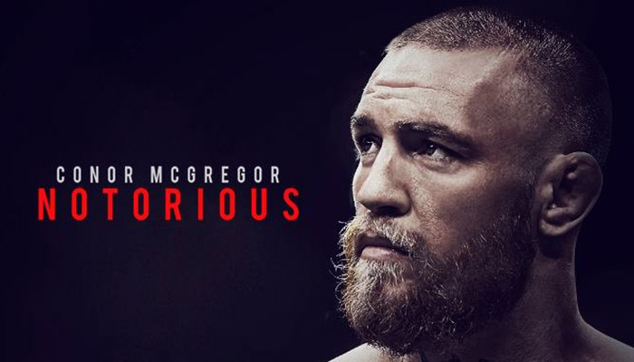 Notorious - Conor McGregor film