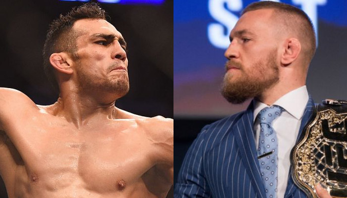 Tony Ferguson - Conor McGregor