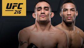 "UFC 216 ""Ferguson vs. Lee"": Risultati rapidi"