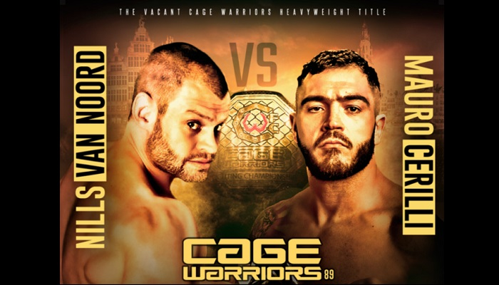 Mauro Cerilli - Cage Warriors 89
