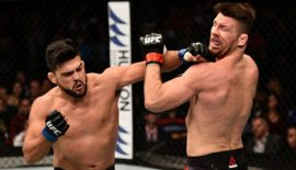 "UFC Fight Night 122 ""Bisping vs. Gastelum"": Voti e futuri match-up"