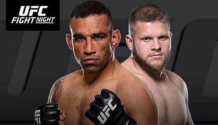 """UFC Fight Night 121 """"Werdum vs. Tybura"""": Risultati rapidi"""