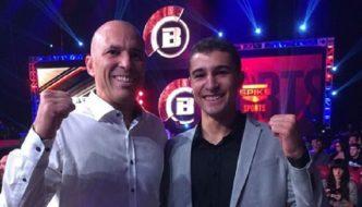 KhonryGracie, figlio di Royce Gracie, al Bellator MMA