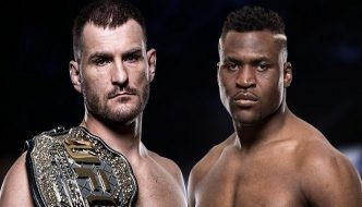 UFC 220: Stipe Miocic vs. Francis Ngannou ufficiale!