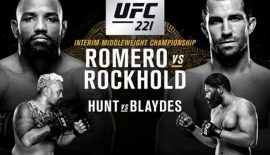 "UFC 221 ""Romero vs. Rockhold"": Risultati rapidi"