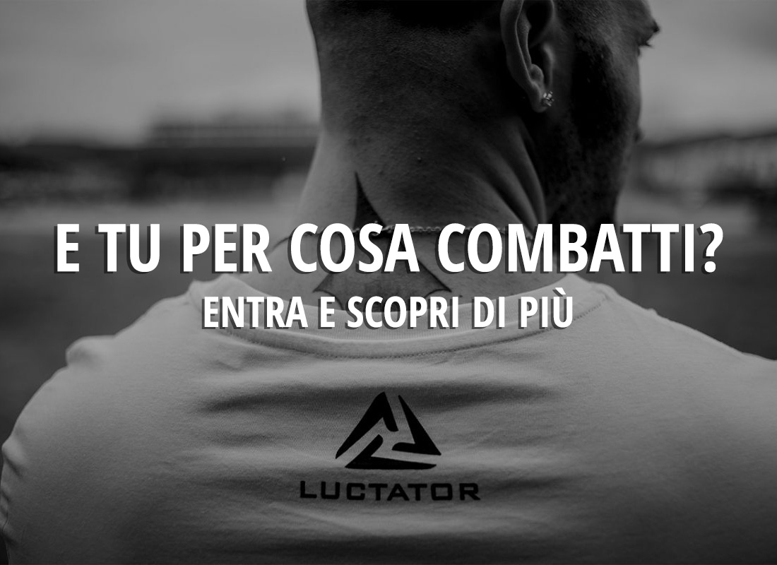 LUCTATOR - Fighting Attitude