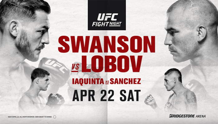 "UFC Fight Night 108 ""Swanson vs. Lobov"": Risultati rapidi"