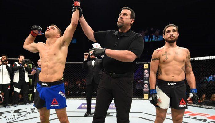 """Al Iaquinta sul suo futuro in UFC: """"Non so se valga la pena continuare"""""""